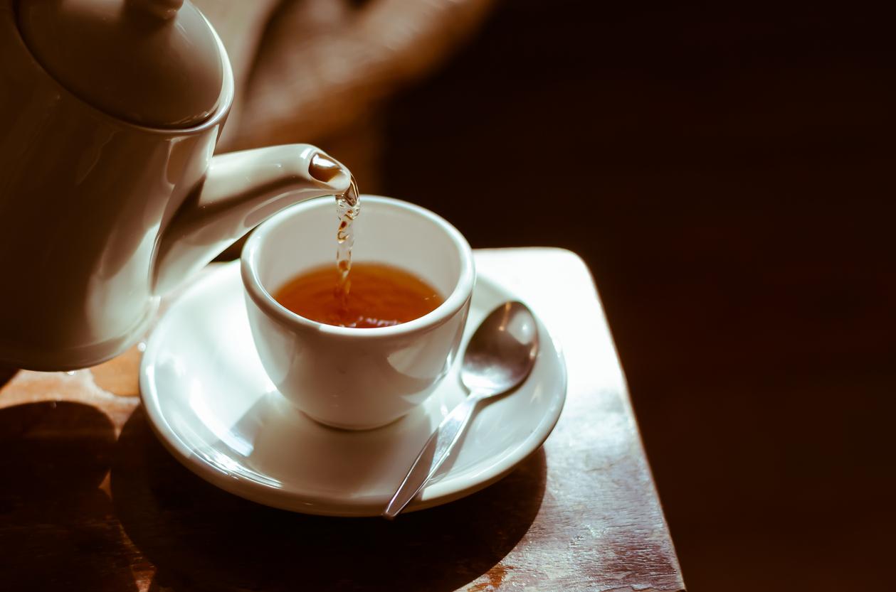 A história do chá