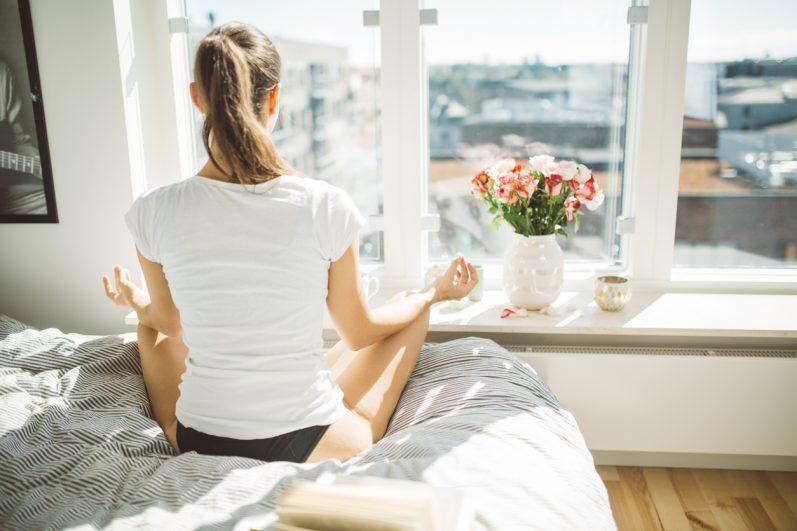 Quais os benefícios da meditação para a saúde?
