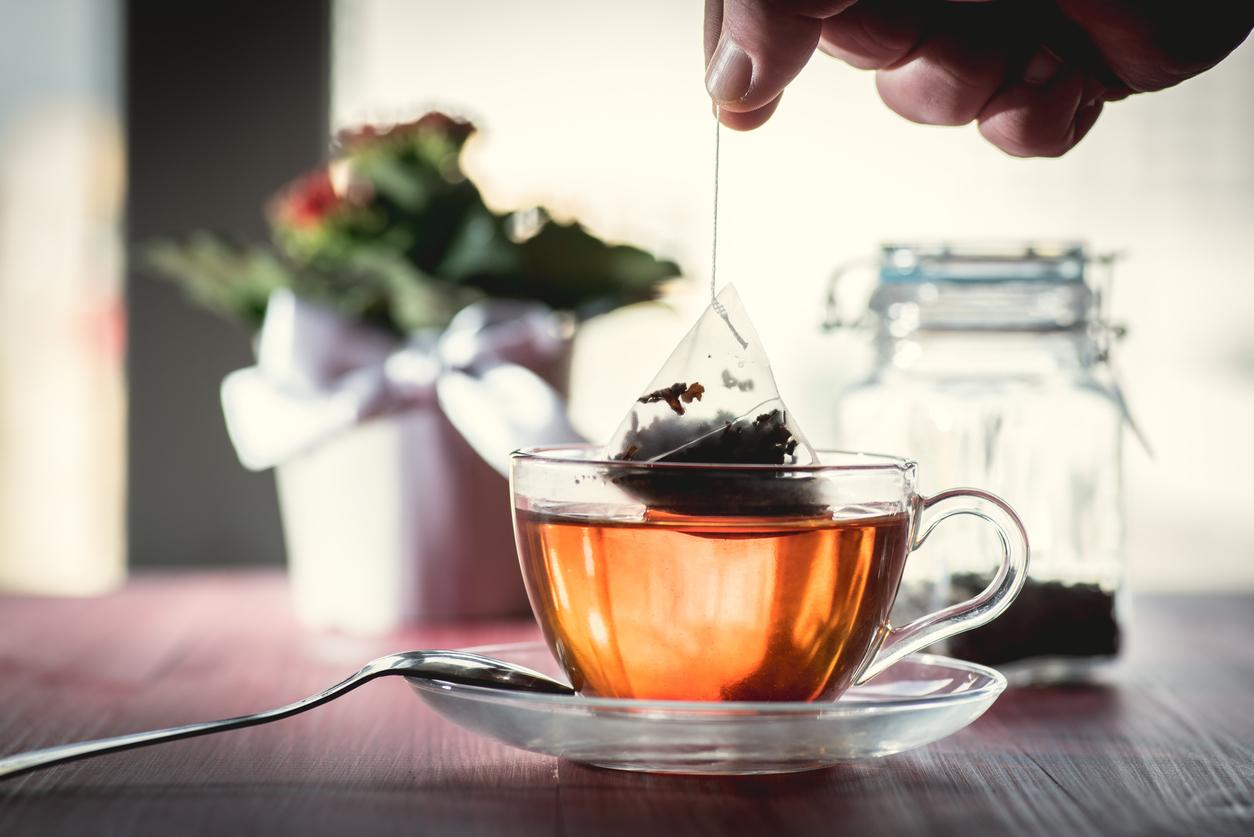 06 formas de reaproveitar os saquinhos de chás usados