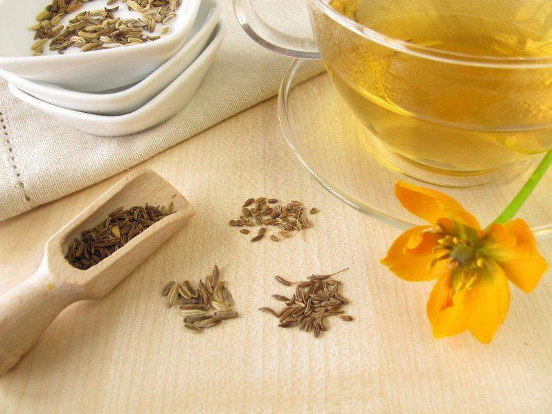 Chá de erva-doce é bom pra quê?