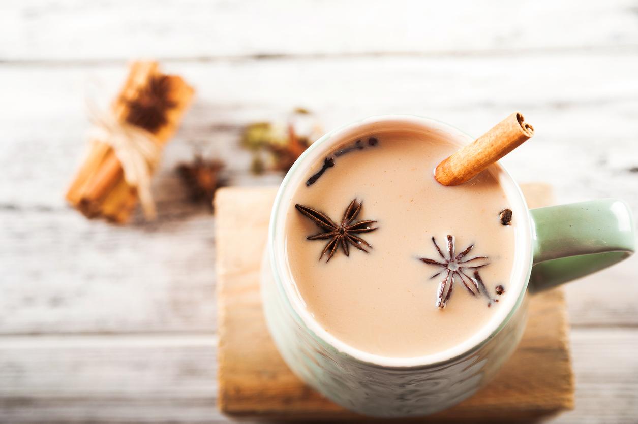 4 receitas de bebidas de inverno que levam chá