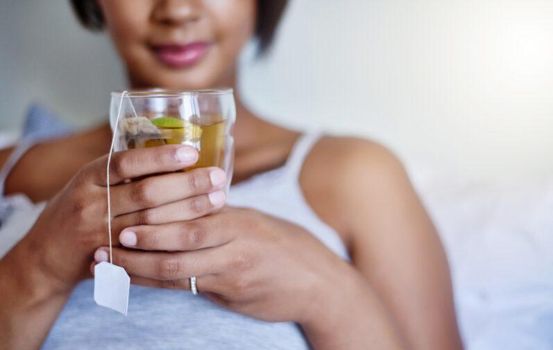Chá verde: 5 benefícios além do emagrecimento