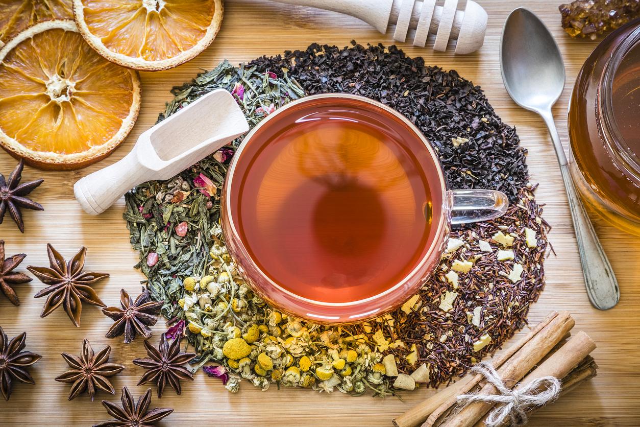 Qual é a diferença entre chá verde, branco, preto e oolong?