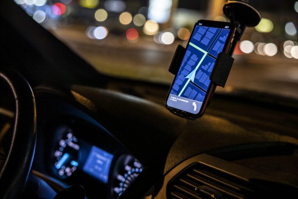 Motorista de aplicativo como ideia de renda extra