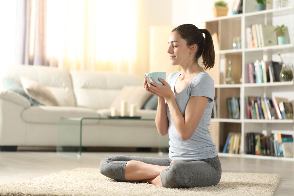 Chá preto para ter mais energia e disposição